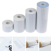4 Size 1Roll  Medical Waterproof Adhesive Wound Dressing Fixation Tape Bandafw