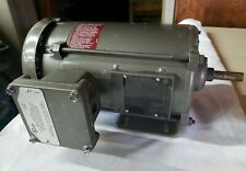 L5007A Baldor .75HP 1725RPM 1Ph 115/230V 56 Frame Hazardous Duty Motor NEW!