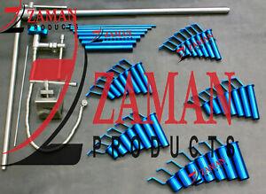 Mis Retractor System Tubular Retractors With Blue 46 PCs Set Surgery Instruments