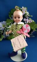 "~New Condition in BOX ""MADAME ALEXANDER"" w/STAND (8"") #45535 Lollipop Munchkin~"