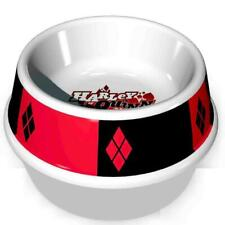 Buckle Down HARLEY QUINN Dog Bowl Pet Food or Water Melamine Dish NEW