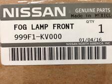 Nissan 999F1-KV000 Fog Light Kit 08-15 Xterra 05-19 Frontier Plastic Bumper Only