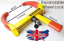 TYRE VALVE EXTENSION FLEXIBLE RUBBER 180MM X8 TWIN WHEEL LORRY DOUBLE CLAMPS X4