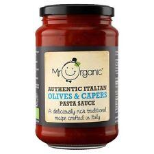 SIGNOR Organic Olive & capperi SUGO BARATTOLO 350 G