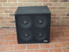 Professional Ebony Quad Box for Stage PA, Studio, Concert SPEAKERS with 4X10""