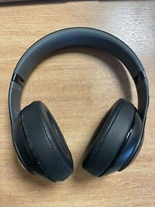 Beats by Dr. Dre Studio Over the Ear Headband Headphones - Black