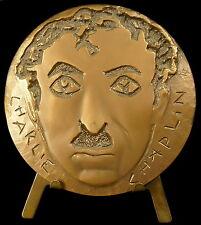 Médaille Actor acteur réalisateur Charles Spencer Charlie Chaplin Medal 勋章