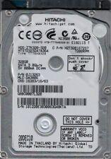 HTS723232A7A364 P/N: 0J13263 MLC: DA3806 Hitachi 320GB