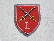 Bundeswehr Insigne de l'Association brodé insignes armée flugabwehrlehrtruppe