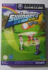 *RARE* SWINGERZ GOLF KOREAN NINTENDO GAMECUBE GAME