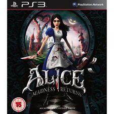 Alice Madness Returns PS3