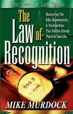 The Law of Recognition (Paperback or Softback)