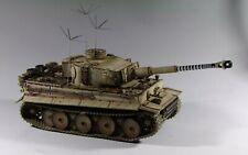 1/30 WW2 German Tiger Early Production Michael Wittmann S04 Version
