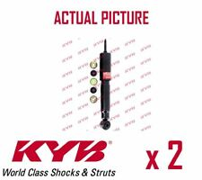 2 x FRONT AXLE SHOCK ABSORBERS PAIR STRUTS SHOCKERS KYB OE QUALITY 344202