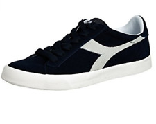 DIADORA TENNIS 270 LOW BLUE PLUM/WHITE sneaker basse camoscio 46 EU unisex