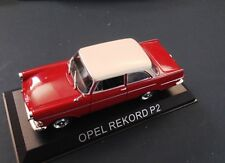 Opel patente-motor auto sistema con cuaderno Ixo Opel Collection 1//43 plexibox 27