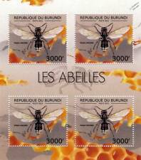 ORIENTAL HORNET / Insect Stamp Sheet #6 of 7 (2012 Burundi)