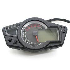 motorcycle,KMH,&,MPH,digital,speedo,odometer,tachometer,trike,project,