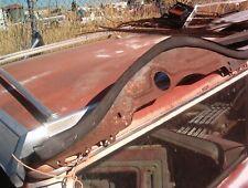 1949-1950-1951 FORD CAR RADIATOR AIR DEFLECTOR TO HOOD SEAL