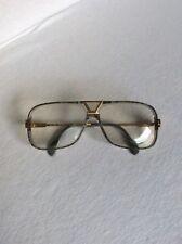 Vintage Cazal Mod 635 Col 209 Men's Eyeglasses Frame, Made W Germany