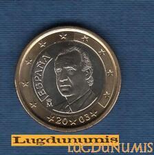 Espagne 2003 1 Euro SUP SPL Pièce neuve de rouleau - Spain