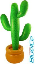 Inflatable CACTUS Children Boy Girl Blow Up Toy Stag Party Fancy Dress Kid Play