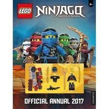 The LEGO Ninjago: Official Annual 2017 by Egmont Publishing UK (Hardback, 2016)