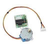5V Stepper Motor 28BYJ-48 & Drive Test Module Board ULN2003 5 Line 4 Phase ADC