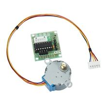 5V Stepper Motor 28BYJ-48 With Drive Test Module Board ULN2003 5 Line 4 Phase PP