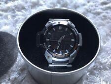 CASIO MENS TWIN SENSOR WATCH SGW-450HD-1BER ⌚️⭕️ RRP £110 🎄 Altimeter Barometer