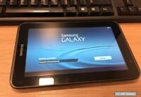 Samsung Galaxy Tab 2 P3100 3G+WIFI Tablet 7 Zoll Display, 1GHz, UMTS, 16GB LESEN