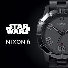 Nixon Men's Quartz Watch Analogue Display