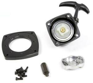 Rovan Super Easy Start Pull Start Set Black Hdl for 26-36cc Engine RV Zenoah CY