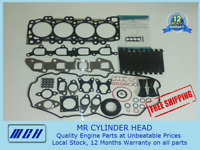 YD25 VRS Head Gasket Kit Head Bolt Set For Nissan Navara D40 Pathfinder R51 2.5