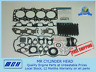 YD25 VRS Head Gasket Kit Head Bolt Set For Nissan Navara D40 Pathfinder R51 AL