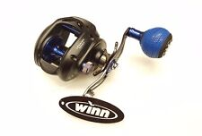 Daiwa LEXA TYPE-WN 7.1:1 Right Hand Power Handle Baitcast Reel - LEXA-WN300HS-P
