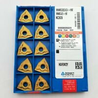 10pcs WNMG 080404 -HM NC3020 WNMG431-HM lathe turning Carbide inserts for MWLNR