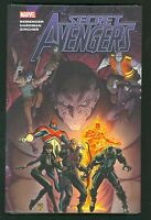 SECRET AVENGERS By Rick Remender Vol 2 HC Hardcover $29.99 srp Art Adams NEW