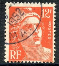 TIMBRE de FRANCE OBLITERE N° 885 TYPE GANDON / Photo non contractuelle