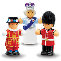 The Queen And Royal Guards from WOW TOYS, 10 months+ (40001)