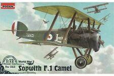 RODEN 053 1/72 Sopwith F.1 Camel
