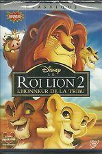 RARE / DVD - WALT DISNEY : LE ROI LION 2 - L' HONNEUR DE LA TRIBU / NEUF EMBALLE