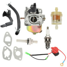 Carburetor For Honda GX160 GX168 5.5HP 6.5HP Generator Engine W/Fuel Filter Kit