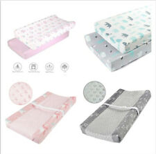 Baby Infant Minky Waterproof Changing Pad Cover Change Pad Mat 2 Pack