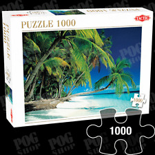NEW SEALED Tactic BEACH 1000 Piece Jigsaw Puzzle