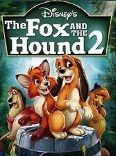 THE FOX AND THE HOUND 2 - DISNEY - NEW / SEALED  DVD