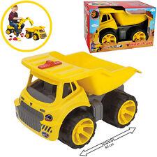 BIG Power Worker Maxi Truck Großer LKW Kipper Sandauto Auto Kinder Spielzeug NEU