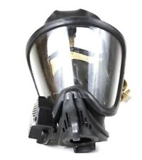 MSA SCBA Ultra Elite MEDIUM Full Face Mask Respirator Firehawk Nightfighter