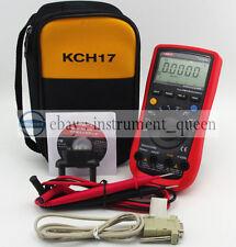 UNI-T UT-61E Digital Handheld Mutimeter Tester DMM AC DC Volt Ohm Frq with case
