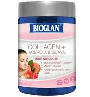 Bioglan Collagen + Acerola & Guava 90 Tablets